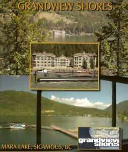 Mara Lake lakefront vacation condo marina boat slip pool hot tub