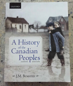 A History of the Canadian Peoples (4th Ed.)