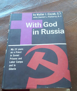 Book: With God In Russia, Walter J. Ciszek, 1964 Kitchener / Waterloo Kitchener Area image 1