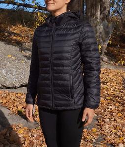 Women's Lightweight Packable Down Jackets, 700 FP - New