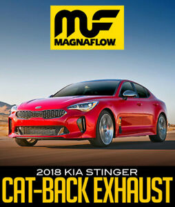 Magnaflow Competition Series Exhaust System - 2018 Kia Stinger