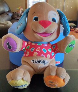 Fisher Price Talking & Singing Dog - Adorable