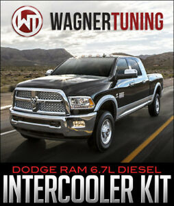 Wagner Tuning Competition Intercooler Kit - Ram 6.7L Diesel