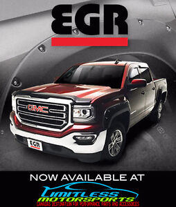 EGR Truck Accessories Now Available At Limitless Motorsports!
