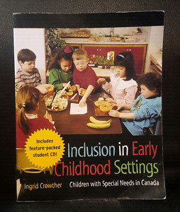Inclusion in Early Childhood Settings - ECE Textbook