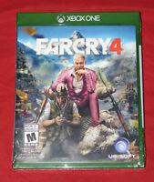 Far Cry 4 Neuf Scellé sur Xbox One