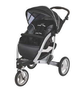 Graco Trekko Stroller and Graco Connect 30 Infant Car Seat