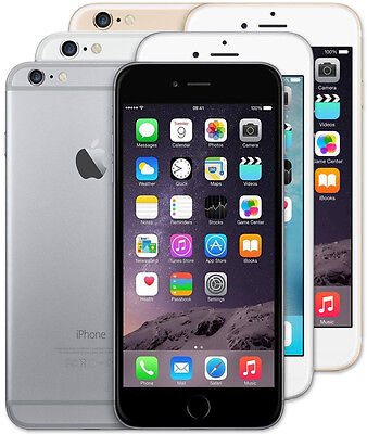 Apple iPhone 6 64GB UNLOCKED GSM 4G LTE Cell Phone A1586 ...