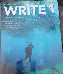 WRITE 1 (For Online Communication Course)