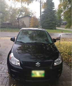 Suzuki SX4 in a great condition