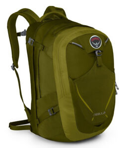 Osprey Nebula 34L BackPack/Sac A Dos, Color Olive Green