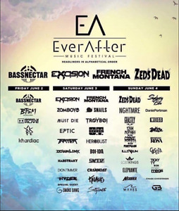 Ever After Tickets - lowest price promise kitchener