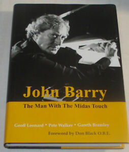 JOHN BARRY - THE MAN WITH MIDAS TOUCH