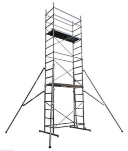 Lightly Used Scaffold Tower for $599.00 (6030 50 Street)