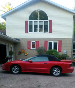 1995 Pontiac Trans Am Convertible