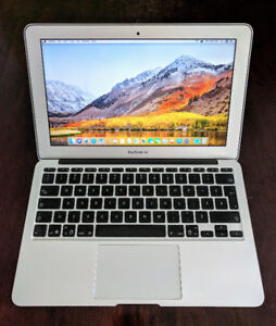 Macbook Air 11po fin 2010 4GB Ram Core 2 Duo 1.4GHz