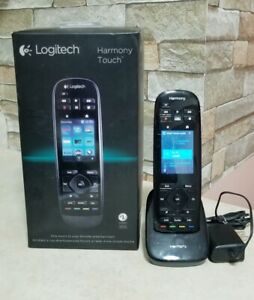 Logitech Harmony Touch Universal Remote in Mint Condition !