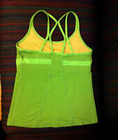 Onetooth Yoga Green Tank Top