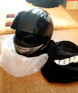 HI-OCTANE motorcycle helmet, size xxl 63cm