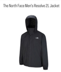 North Face Jacket men's XL
