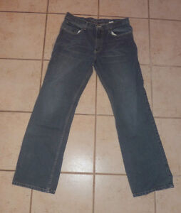Old Navy jeans, size 34 x 34, excellent condition