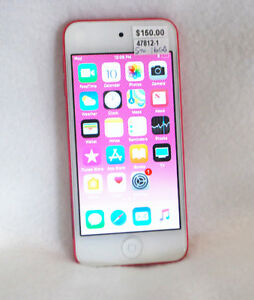 Apple iPod Touch 5th Generation 16GB Pink MKGX2VC/A
