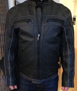 Triumph Westbourne Leather Motorcycle Jacket
