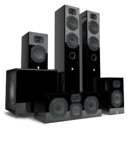 Aperion Intimus 5T Hybrid - Home Theatre System