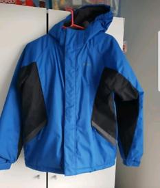 Boys age 13 mountain warehouse winter coat