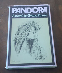 Pandora, Sylvia Fraser, born in Hamilton, ON