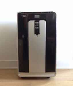 Two 10000 BTU Haier/Commercial Cool portable air conditioner