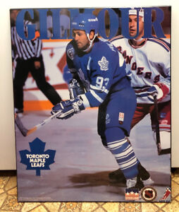 Doug Gilmour - Toronto maple leafs picture
