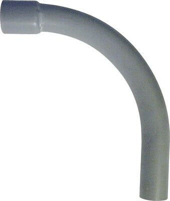 Cantex 1 In. Dia. Pvc Electrical Conduit Elbow For Pvc