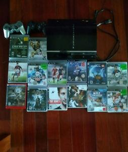 PS3 (will play PS2 games)