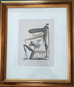 Three works of art for sale