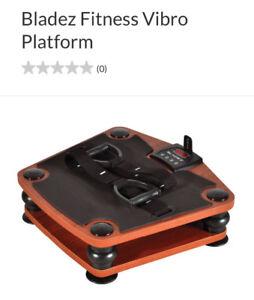 Bladez Fitness Vibro Platform