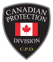 Wedding/house/vip security. Canadian Protection Division.