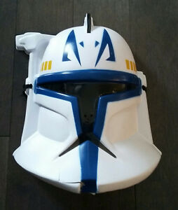 Captain REX size medium costume and mask Strathcona County Edmonton Area image 2