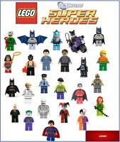 Looking for lego dc minifigures.