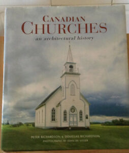 Canadian Churches An Architectural History