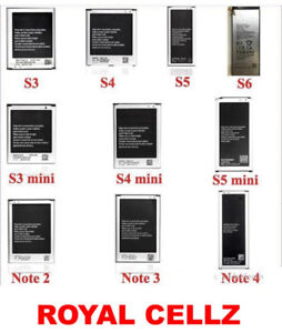 iPhone Batteries and Batteries for Samsung & Samsung Batteries