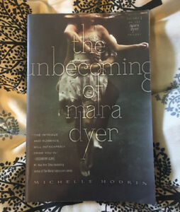 The Unbecoming of Mara Dyer!!