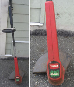 "Toro 12"" Electric Weed Trimmer"