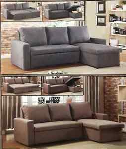 Beautiful Sofa bed with large Storage Now On Sale Only $899.99