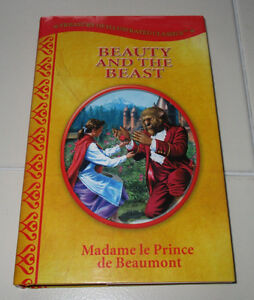 Beauty & the Beast hardcover chapter book