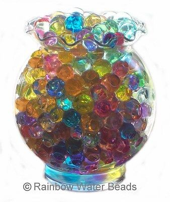 *** WATER BEADS WHOLESALE - 1 LB. BULK BAG + FREE 1/4 LB - BUY 2 GET 1 FREE *** - Water Beads Wholesale