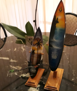 Ornamental surf boards. Small $15. Large $20 Sorrento Joondalup Area Preview