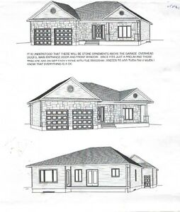 Complete Set of House Plans $2300
