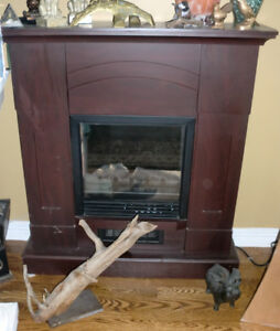 Home decor - Electric Fireplace ,