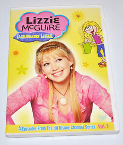 Disney Lizzie McGuire Vol. 1 Fashionably Lizzie - DVD